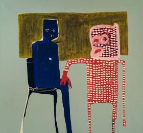 Image Amadou Sanogo Art contemporain