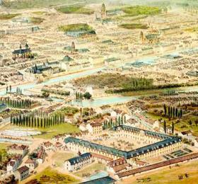 Image Rennes, les vies d'une ville Histoire