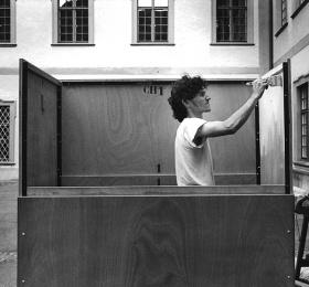 Image Denis Briand - Ne pas attendre à ne rien faire Art contemporain
