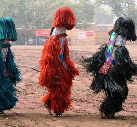 Image Regards sur les masques de Dédougou Photographie