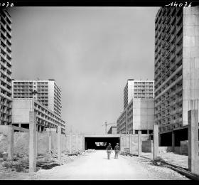 Une idée de la modernité, une sélection de photographies du fonds Heurtier