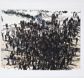 Image Cognée - Pincemin - Correspondances Exposition collective