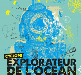 Image Cyclops, explorateur de l'océan Science