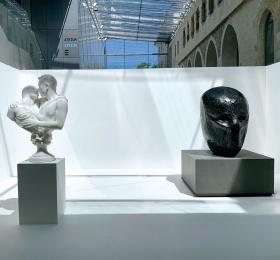 Au-delà de la couleur. Le Noir et le Blanc dans la collection Pinault