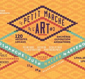Image Le petit marché de l'art Pluridisciplinaire