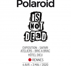 Image Polaroid is not dead / exposition Photographie