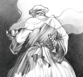 Hélène Jégado: un bol d'arsenic?