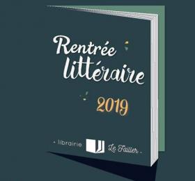 Image Présentation de la rentrée littéraire - 2019 - Rencontre