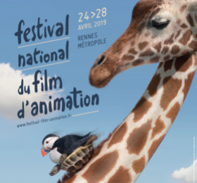Image Festival national du film d'animation 2019 Festival