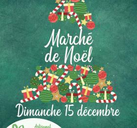 Image Marché de Noël Marché/Vente