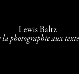 Conférence d'Anne Bertrand, photographe