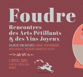 Image Foudre - Rencontre des arts pétillants et des vins joyeux Salon
