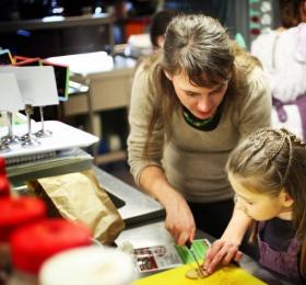 Atelier cuisine enfant : raviole végétarienne - Saint-Grégoire