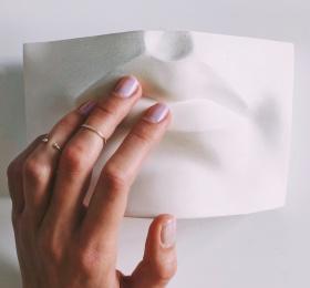 Des œuvres à regarder avec les mains