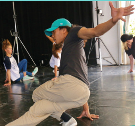 Image Initiation au hip hop Atelier/Stage