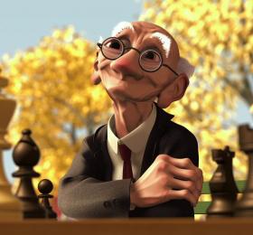 Image Ciné-courts, la collection des courts-métrages Pixar – Vol. 1   Animation