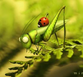 Image Festival Marmaille - Minuscule, La vie privée des insectes  Cinéma