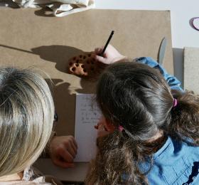 Image Atelier en famille De micro à macro & vice versa