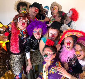 Image Stage clown en famille Atelier/Stage