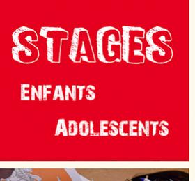 Image Stages d'été pour enfants et adolescents Atelier/Stage