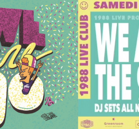 Image We Are The 90's Soirée