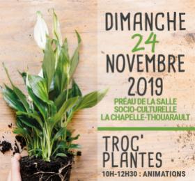 Image Troc' Plantes Marché/Vente