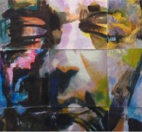 Stage pastels secs - Portraits