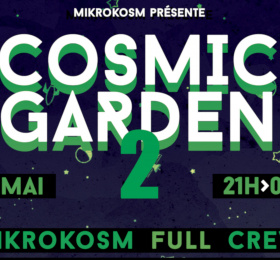 Cosmic Garden #2 - The Black Anther, Earl Nest, Vertuoze....