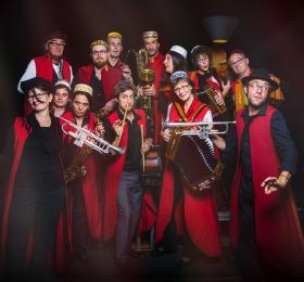 Image Festival Transat en ville : Orchestre National de Breizhoucadie Musique traditionnelle