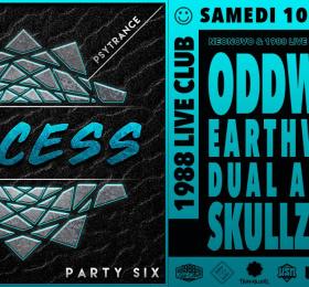 Image Recess party ! Progressive & Psytrance W/ Oddwave Clubbing/Soirée
