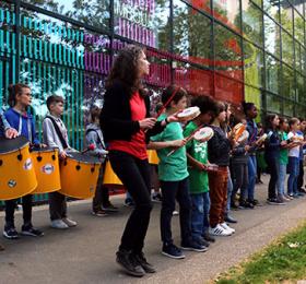 Airs de Jeux #8 - Concert des écoliers