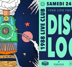 Image Disco Loco Clubbing/Soirée
