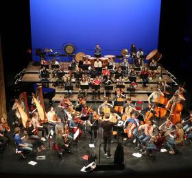 Image Orchestre symphonique & Chœur prolatio Classique/Lyrique