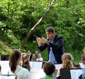 Orchestres d'harmonie