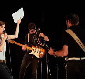 Image La 7è vie de Patti Smith Festival