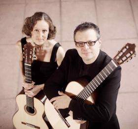 Duo de guitare classique (Duo Palissandre)
