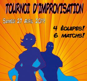 Image Tournoi d'improvisation à 4 équipes Théâtre
