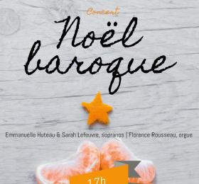 Image Concert Noël baroque Classique/Lyrique