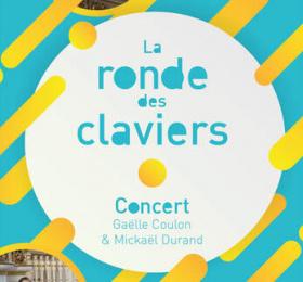 Image La ronde des claviers Classique/Lyrique