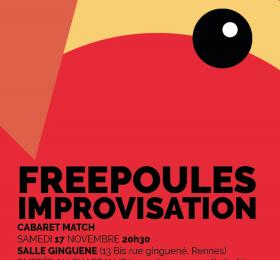 Cabaret Match des Freepoules
