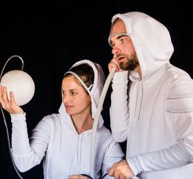 Allô Cosmos - Fanny Paris et Marc de Blanchard