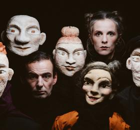 Image Bêtes de foire petit théâtre de gestes - AY-ROOP [Temps Fort arts du Cirque] Cirque