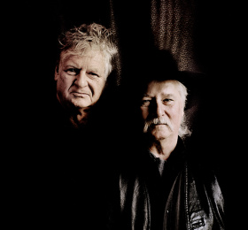 Rodolphe Burger & Erik Marchand