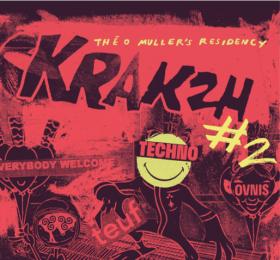 Krakzh 2 - Théo Muller's Residency