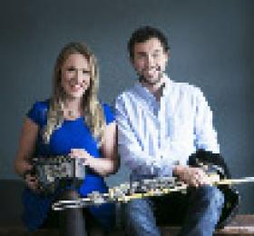 Caroline Keane et Tom Delany