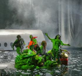 Image Crash Park, la vie d'une île  Festival