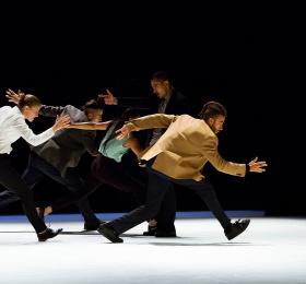 Image Dans l'Engrenage Danse