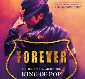 Image Forever, the best show about the king of pop Spectacle musical/Revue