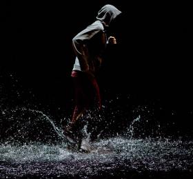 Image Franchir la nuit / Rachid Ouramdane