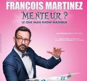 François Martinez - Menteur ?